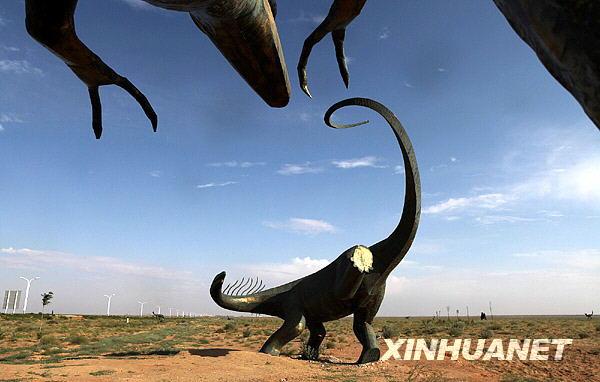 探访 恐龙之乡